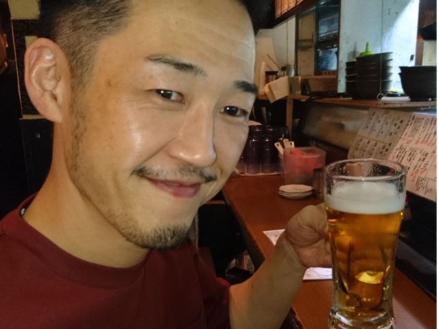 お酒が大好き!
